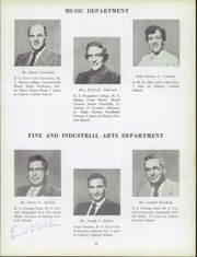 Page 17, 1958 Edition, Liberty High School - Libertas Yearbook (Liberty, NY) online yearbook collection