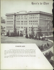 Page 6, 1958 Edition, Liberty High School - Libertas Yearbook (Liberty, NY) online yearbook collection