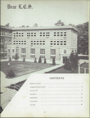 Page 7, 1958 Edition, Liberty High School - Libertas Yearbook (Liberty, NY) online yearbook collection