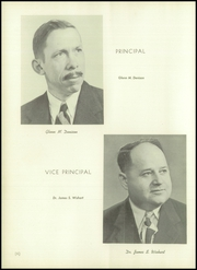 Page 10, 1949 Edition, Charlotte High School - Witan Yearbook (Rochester, NY) online yearbook collection