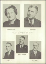 Page 13, 1949 Edition, Charlotte High School - Witan Yearbook (Rochester, NY) online yearbook collection