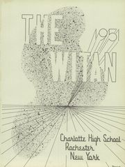 Page 13, 1951 Edition, Charlotte High School - Witan Yearbook (Rochester, NY) online yearbook collection