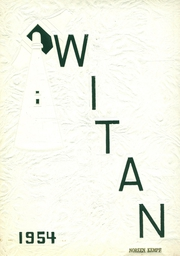 Page 1, 1954 Edition, Charlotte High School - Witan Yearbook (Rochester, NY) online yearbook collection