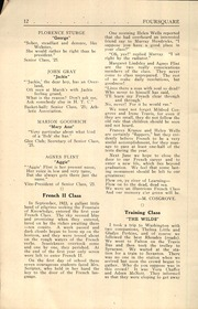 Page 14, 1925 Edition, Hannibal High School - Foursquare Yearbook (Hannibal, NY) online yearbook collection