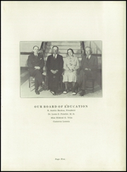 Page 11, 1938 Edition, Mexico Central High School - Mexiconian Yearbook (Mexico, NY) online yearbook collection