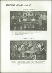 Page 10, 1958 Edition, Mexico Central High School - Mexiconian Yearbook (Mexico, NY) online yearbook collection