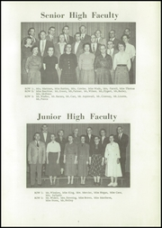 Page 9, 1958 Edition, Mexico Central High School - Mexiconian Yearbook (Mexico, NY) online yearbook collection