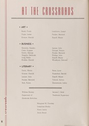 Page 10, 1945 Edition, East New York Vocational High School - Crossroads Yearbook (Brooklyn, NY) online yearbook collection