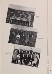 Page 11, 1945 Edition, East New York Vocational High School - Crossroads Yearbook (Brooklyn, NY) online yearbook collection