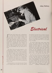 Page 14, 1945 Edition, East New York Vocational High School - Crossroads Yearbook (Brooklyn, NY) online yearbook collection