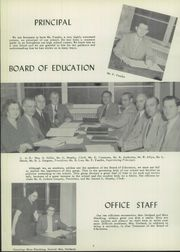 Page 12, 1954 Edition, Skaneateles High School - Comet Yearbook (Skaneateles, NY) online yearbook collection