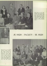 Page 13, 1954 Edition, Skaneateles High School - Comet Yearbook (Skaneateles, NY) online yearbook collection