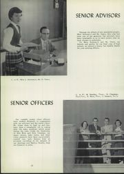 Page 16, 1954 Edition, Skaneateles High School - Comet Yearbook (Skaneateles, NY) online yearbook collection