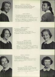 Page 17, 1954 Edition, Skaneateles High School - Comet Yearbook (Skaneateles, NY) online yearbook collection