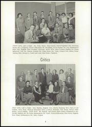 Page 12, 1956 Edition, Skaneateles High School - Comet Yearbook (Skaneateles, NY) online yearbook collection