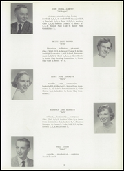 Page 15, 1956 Edition, Skaneateles High School - Comet Yearbook (Skaneateles, NY) online yearbook collection