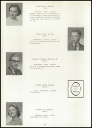 Page 16, 1956 Edition, Skaneateles High School - Comet Yearbook (Skaneateles, NY) online yearbook collection