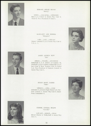 Page 17, 1956 Edition, Skaneateles High School - Comet Yearbook (Skaneateles, NY) online yearbook collection
