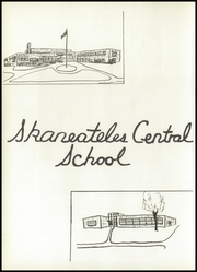 Page 6, 1956 Edition, Skaneateles High School - Comet Yearbook (Skaneateles, NY) online yearbook collection