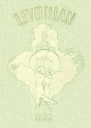 1955 Edition, Livonia Central High School - Livonian Yearbook (Livonia, NY)