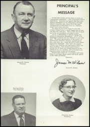 Page 11, 1958 Edition, Livonia Central High School - Livonian Yearbook (Livonia, NY) online yearbook collection