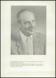 Page 7, 1958 Edition, Livonia Central High School - Livonian Yearbook (Livonia, NY) online yearbook collection