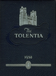 1938 Edition, St Nicholas of Tolentine High School - Tolentia Yearbook (Bronx, NY)