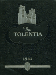 Page 1, 1941 Edition, St Nicholas of Tolentine High School - Tolentia Yearbook (Bronx, NY) online yearbook collection