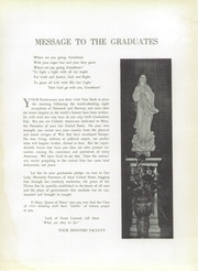Page 15, 1941 Edition, St Nicholas of Tolentine High School - Tolentia Yearbook (Bronx, NY) online yearbook collection
