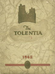 1942 Edition, St Nicholas of Tolentine High School - Tolentia Yearbook (Bronx, NY)