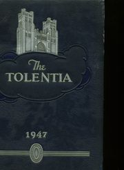 1947 Edition, St Nicholas of Tolentine High School - Tolentia Yearbook (Bronx, NY)