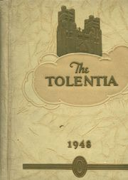1948 Edition, St Nicholas of Tolentine High School - Tolentia Yearbook (Bronx, NY)