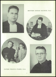 Page 15, 1955 Edition, St Nicholas of Tolentine High School - Tolentia Yearbook (Bronx, NY) online yearbook collection