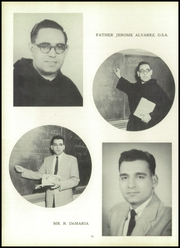 Page 16, 1955 Edition, St Nicholas of Tolentine High School - Tolentia Yearbook (Bronx, NY) online yearbook collection