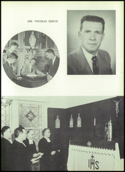 Page 17, 1955 Edition, St Nicholas of Tolentine High School - Tolentia Yearbook (Bronx, NY) online yearbook collection