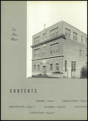 Page 6, 1955 Edition, St Nicholas of Tolentine High School - Tolentia Yearbook (Bronx, NY) online yearbook collection