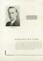 Page 10, 1939 Edition, Fonda Fultonville High School - Caughnawagan Yearbook (Fonda, NY) online yearbook collection