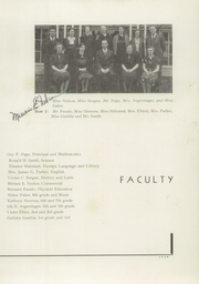 Page 11, 1939 Edition, Fonda Fultonville High School - Caughnawagan Yearbook (Fonda, NY) online yearbook collection