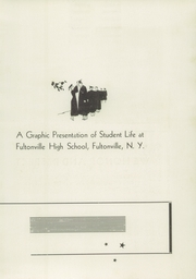Page 5, 1939 Edition, Fonda Fultonville High School - Caughnawagan Yearbook (Fonda, NY) online yearbook collection