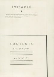 Page 7, 1939 Edition, Fonda Fultonville High School - Caughnawagan Yearbook (Fonda, NY) online yearbook collection