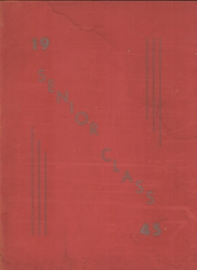 Fonda Fultonville High School - Caughnawagan Yearbook (Fonda, NY) online yearbook collection, 1945 Edition, Page 1