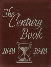 Fonda Fultonville High School - Caughnawagan Yearbook (Fonda, NY) online yearbook collection, 1948 Edition, Page 1