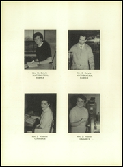 Page 12, 1958 Edition, Fonda Fultonville High School - Caughnawagan Yearbook (Fonda, NY) online yearbook collection