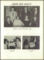 Page 15, 1958 Edition, Fonda Fultonville High School - Caughnawagan Yearbook (Fonda, NY) online yearbook collection