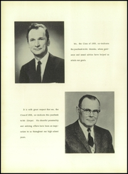 Page 8, 1958 Edition, Fonda Fultonville High School - Caughnawagan Yearbook (Fonda, NY) online yearbook collection