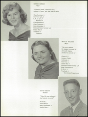 Page 16, 1959 Edition, Fonda Fultonville High School - Caughnawagan Yearbook (Fonda, NY) online yearbook collection