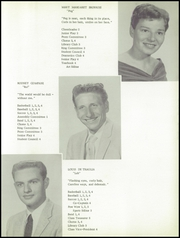Page 17, 1959 Edition, Fonda Fultonville High School - Caughnawagan Yearbook (Fonda, NY) online yearbook collection