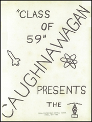 Page 5, 1959 Edition, Fonda Fultonville High School - Caughnawagan Yearbook (Fonda, NY) online yearbook collection