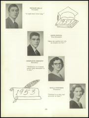 Page 14, 1953 Edition, Chenango Forks High School - Gateway Yearbook (Chenango Forks, NY) online yearbook collection