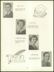 Page 16, 1953 Edition, Chenango Forks High School - Gateway Yearbook (Chenango Forks, NY) online yearbook collection
